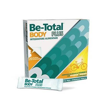 Be-Total Body Plus 20bst