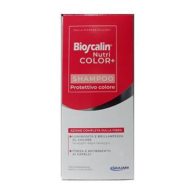 Bioscalin Nutri Color+ shampoo protettivo colore
