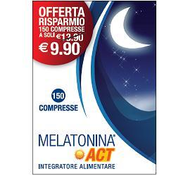 MELATONINA ACT 1MG 150CPR