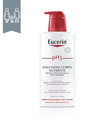 EUCERIN PH5 EMULSIONE CORPO NUTRIENTE 400ML