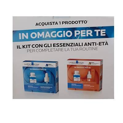 La Roche Posay Kit con essenziali in OMAGGIO