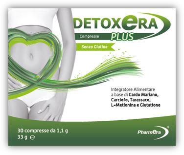 DETOXERA PLUS 30CPR