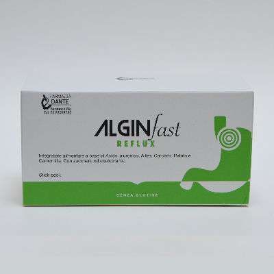 Algin fast reflux