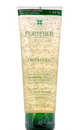 RENE FURTER TRIPHASIC SHAMPOO ANTICADUTA 250ML