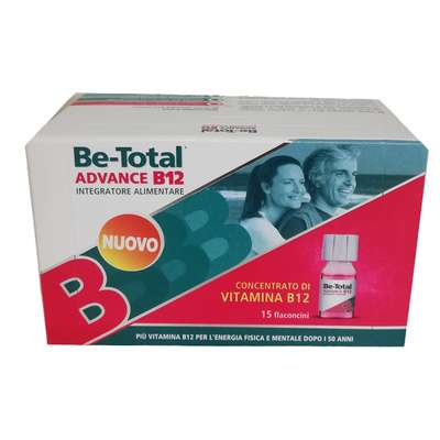 Be-total advance 15 flaconcini