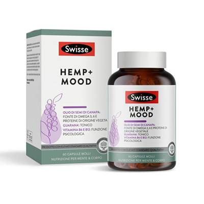 Swisse Hemp Mood