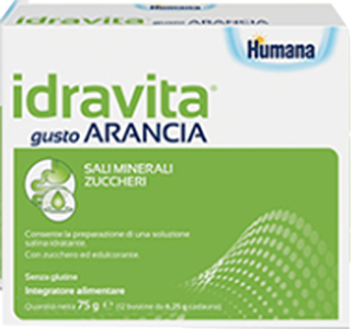 IDRAVITA ARANCIA 12BUSTINE