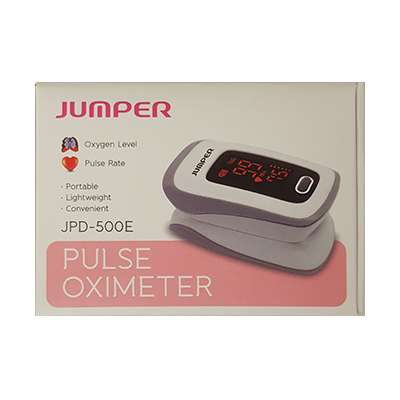 Pulsossimetro Jumper pulse oximeter