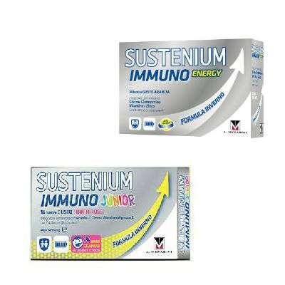 Sustenium immuni adulti e bambini