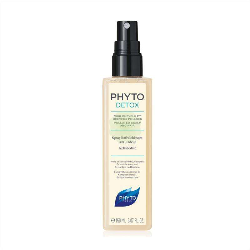 PHYTO PHYTODETOX SPRAY RINFRESCANTE ANTI ODORE CAPELLI 150ML