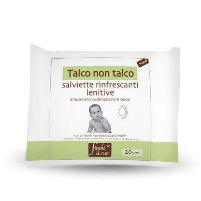 TALCO NON TALCO WIPES FDR