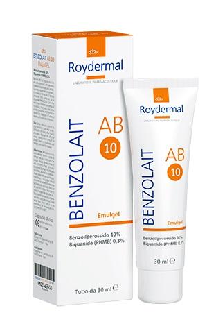 BENZOLAIT AB10 EMULGEL 30ML