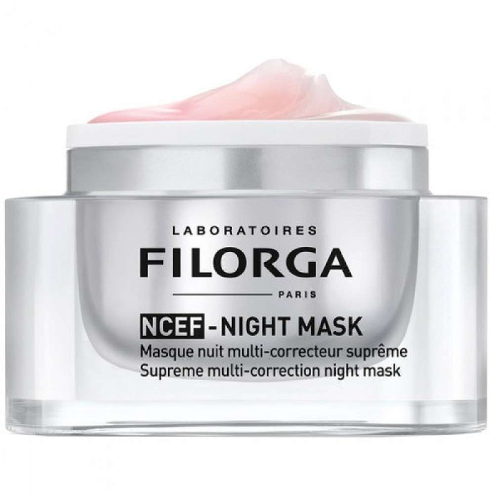 FILORGA NCEF NIGHT MASK MULTI-CORREZIONE 50ML