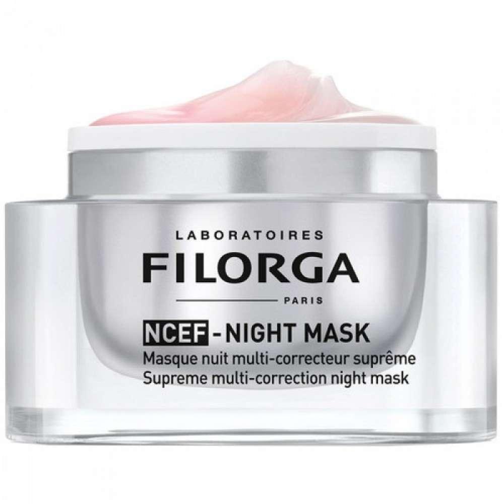 FILORGA NCEF NIGHT MASK MULTI-CORREZIONE 50ML