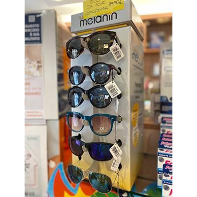 Melanin occhiali da sole donna/uomo