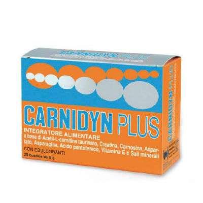 CARNIDYN PLUS 20 BS