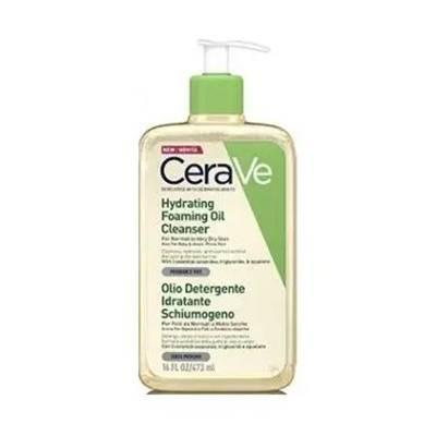 Ceravè olio detergente idratante schiumogeno 473ml