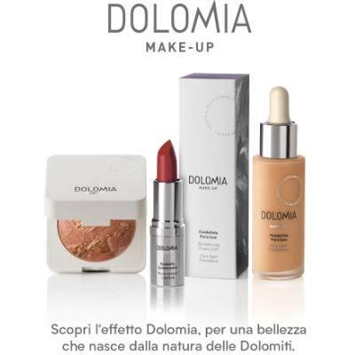 Dolomia Make Up SCONTO 30%