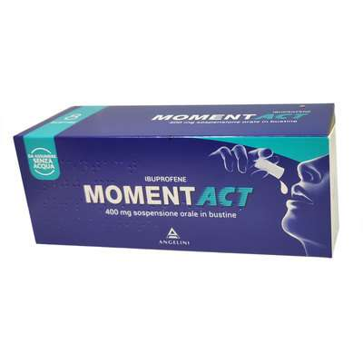 MomentAct 8 bustine