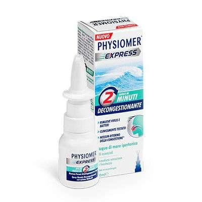 Physiomer Express Decongestionante spray 20ml