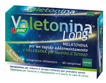 VALETONINA LONG 60 COMPRESSE