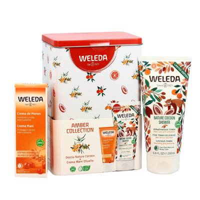 Weleda Amber Collection