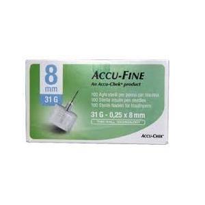 ACCU-FINE AGO G31 8MM 100PZ
