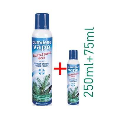 Pumilene Vapo spray bipack 250ml+75ml