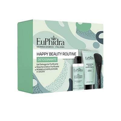 Euphidra  Happy Beauty Routine detossinante