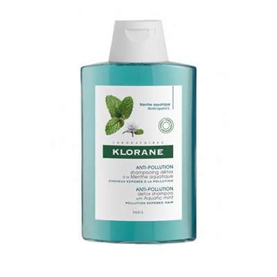 Klorane shampoo menta acquatica 200ml