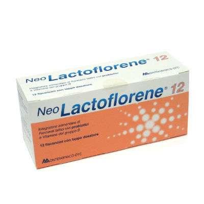Neolactoflorene fiale