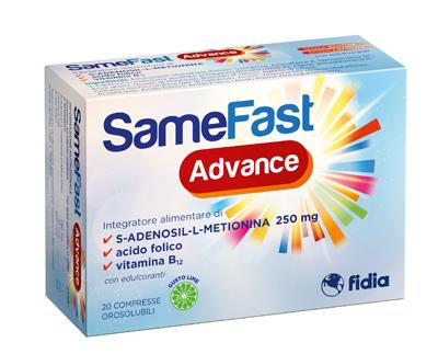 SAMEFAST ADVANCE 20CPR OROSOL