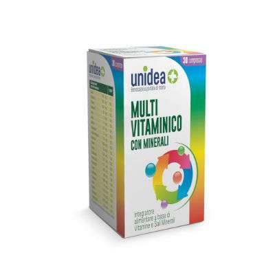 UNIDEA MULTIVITAMINICO 30CPR