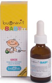 BUONAVIT BABY GOCCE 20ML