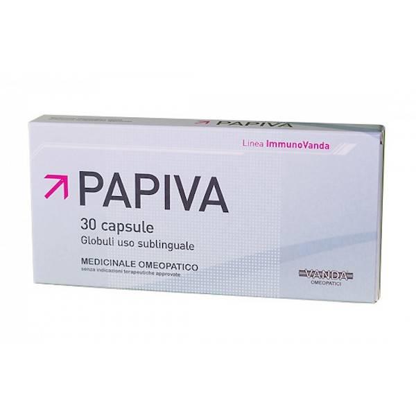 PAPIVA 30CPS IMMUNOVANDA