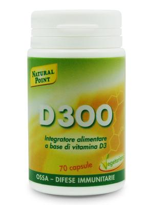 D 300 70CPS VEGETALI