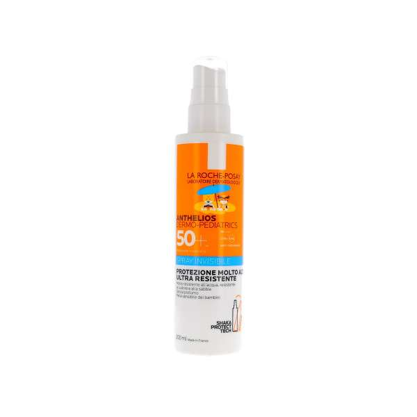 LA ROCHE-POSAY ANTHELIOS SHAKA SPRAY BAMBINI SPF50+ 200ML