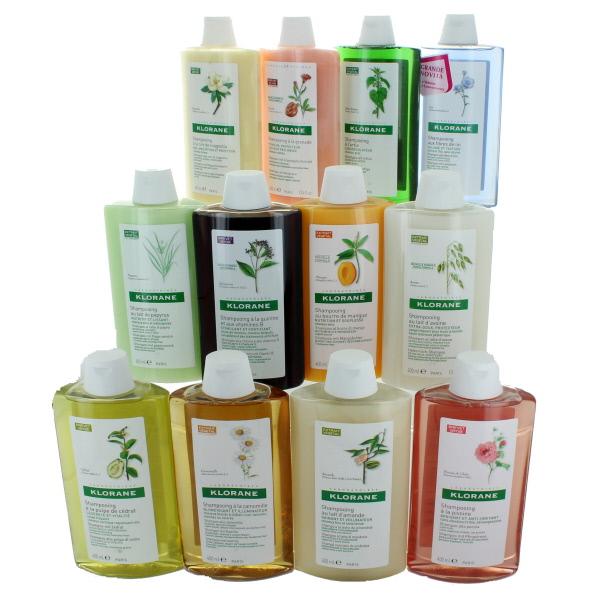 Klorane linea shampoo