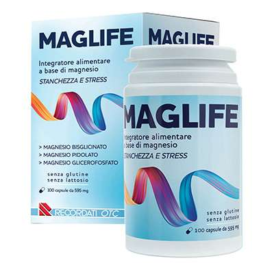 MAGLIFE 100CPS