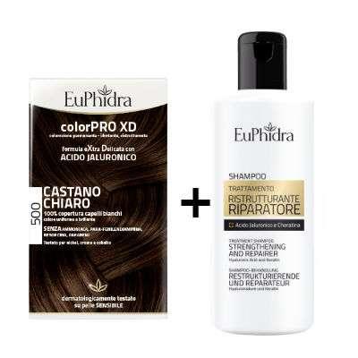Euphidra color pro XD + shampoo 100ml OMAGGIO