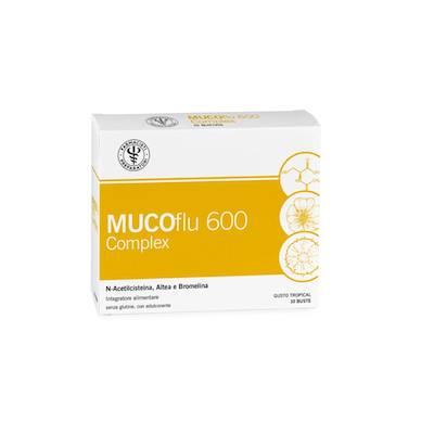 LFP MUCOFLU 600 COMPLEX 10BUST