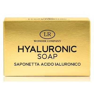 LR Hyaluronic soap