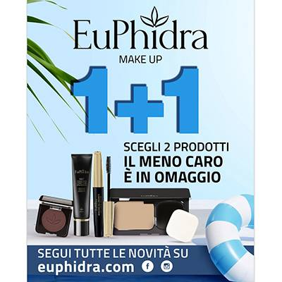 Euphidra make-up 1+1
