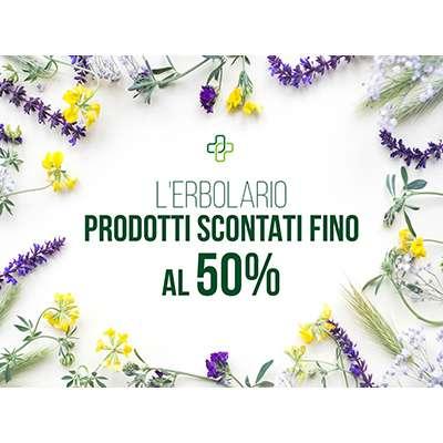 L'ERBOLARIO SCONTO FINO 50%
