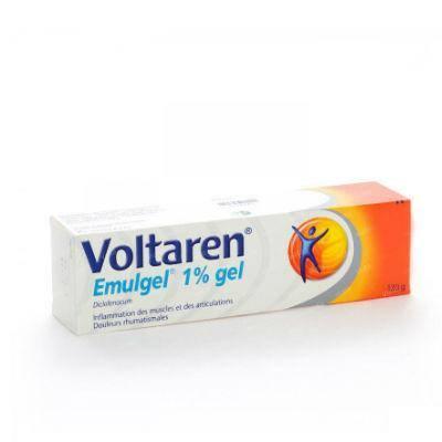 VOLTAREN EMULGEL*GEL 120G 1%