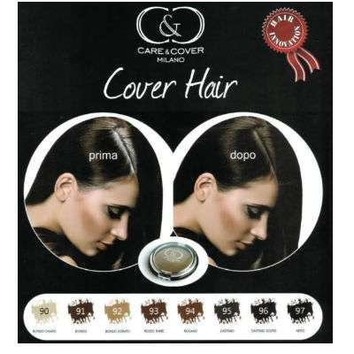 C&C COVER HAIR N90