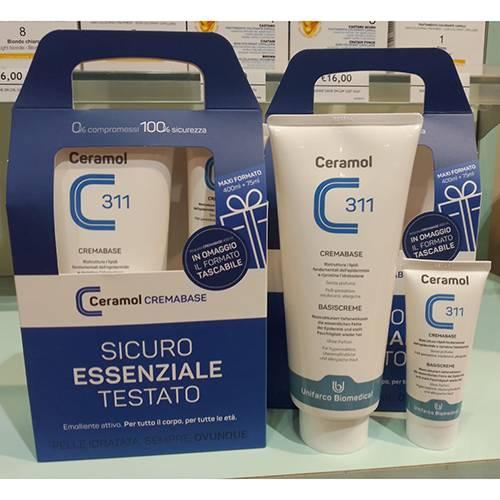 Ceramol crema base 400ml+75ml