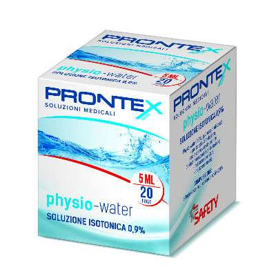 Prontex physio isoton 5ml 20fl