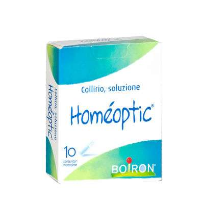 HOMEOPTIC 10fl monodose collirio