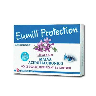 *Eumill protection gocce oculari 10fl